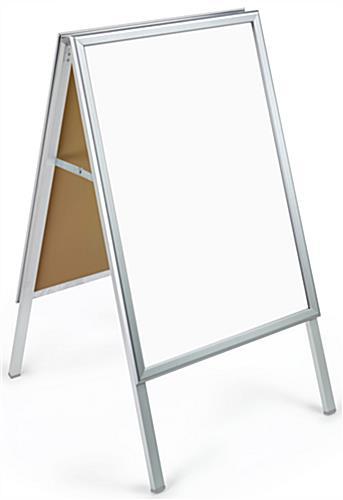 Write On Marker Board Aluminum Frame Amp Clear Lens