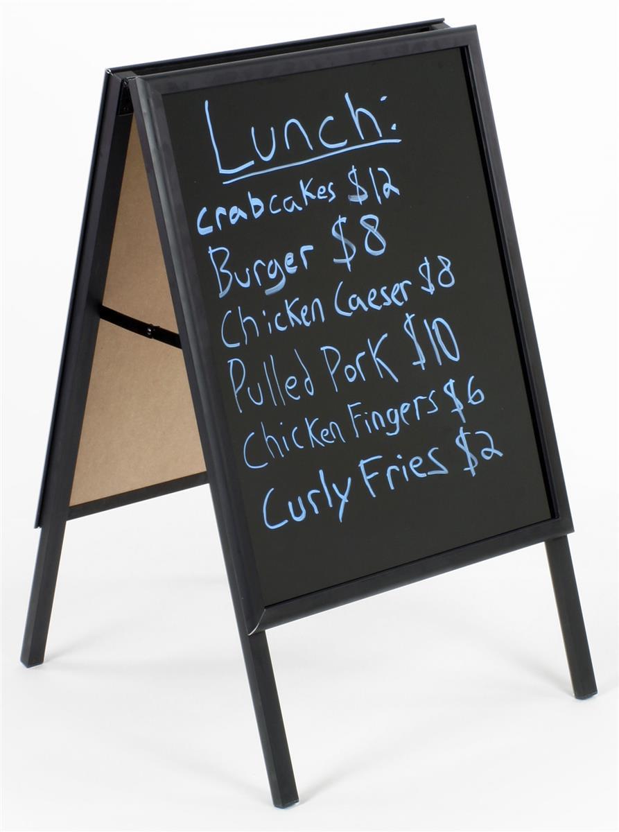 Outdoor Menu Displays For Restaurants