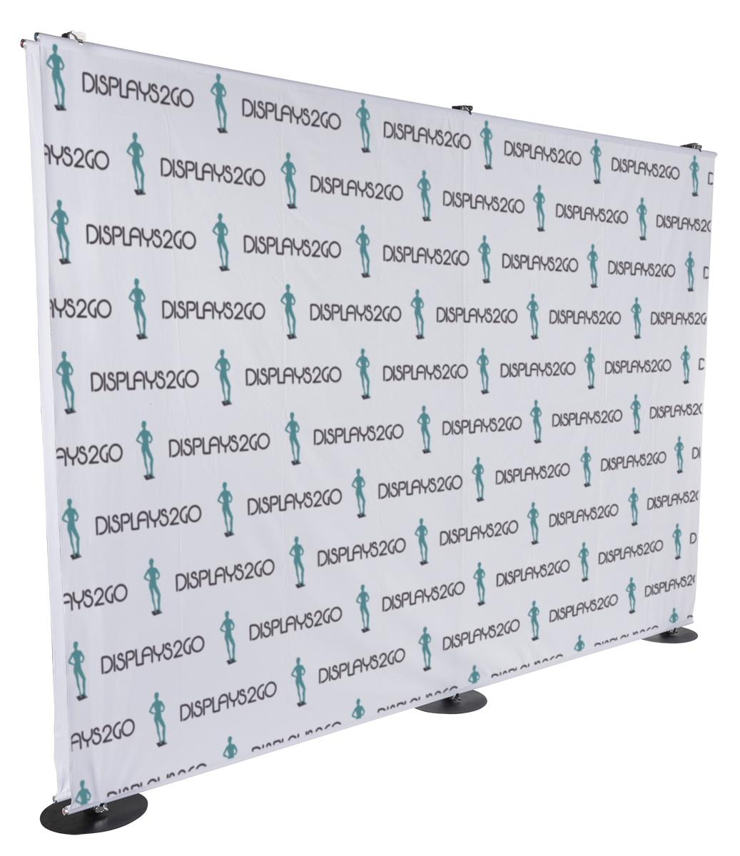 custom step and repeat backdrop double sided. Black Bedroom Furniture Sets. Home Design Ideas
