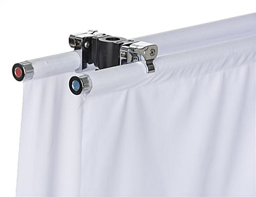 Pipe and Drape 10' Banner Backdrop Stand
