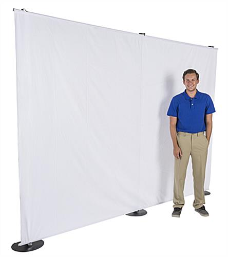 10' x 7' Backdrop Banner Stand