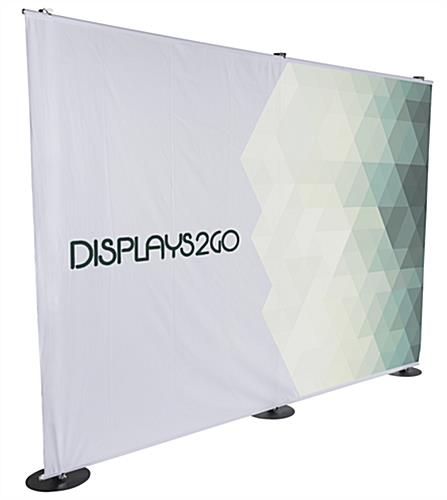 Single-Sided Customized Photo Backdrop