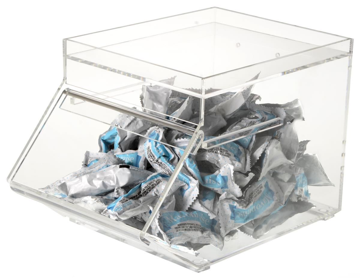 Clear Acrylic Nesting Tables