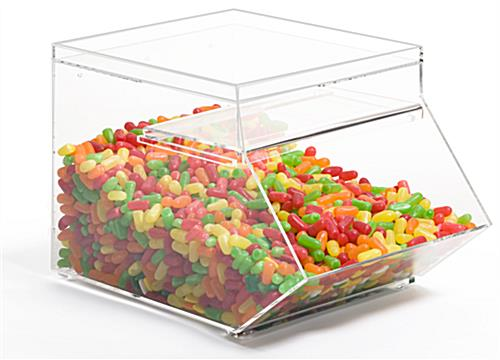 Stackable Candy Bins