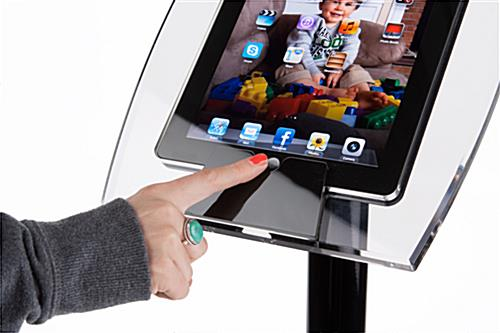 Locking iPad Air Stand
