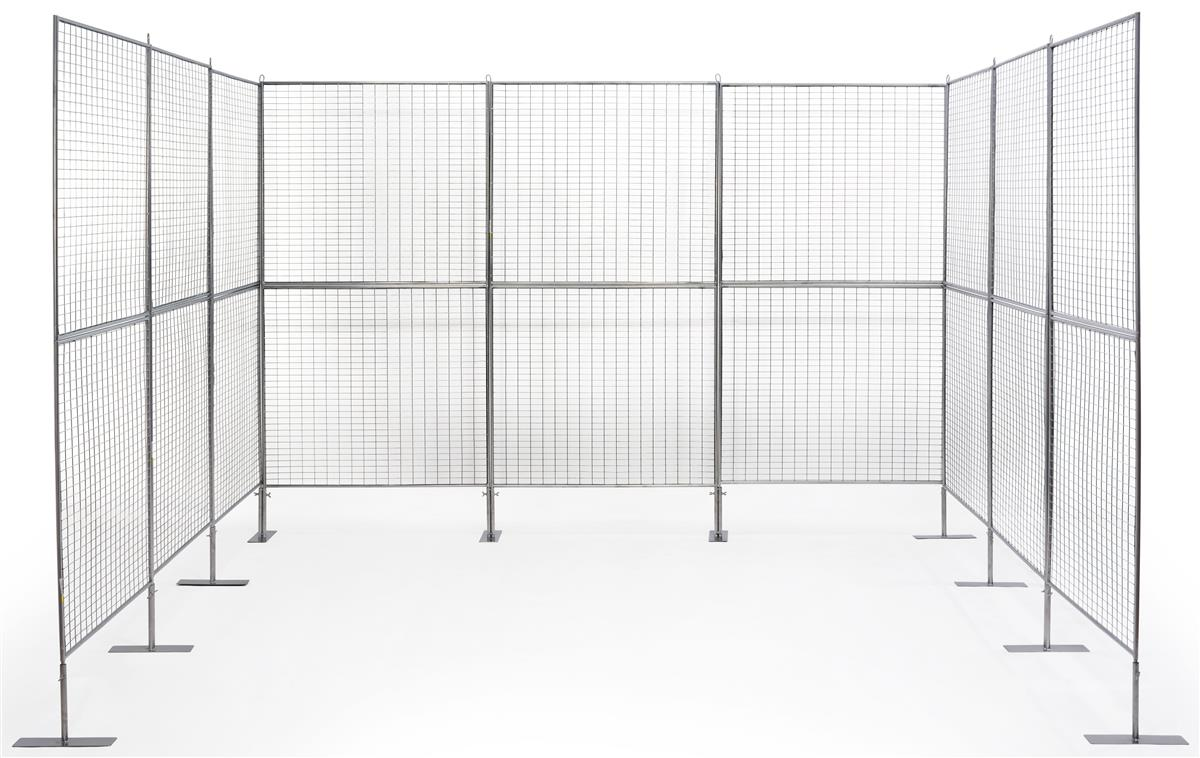 Exhibition Booth Panels : Art show display booth lightweight knock down design