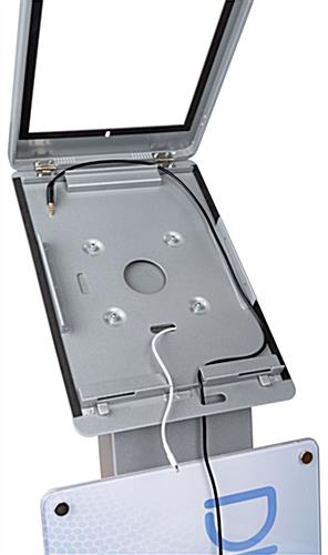 Headphone Extended Compatible iPad Graphics Stand