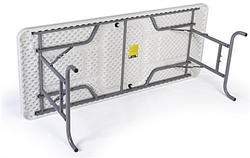 ... Adjustbale Height Folding Table