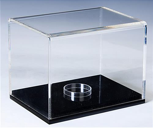Collectible Display Cases That Hold A Mini Helmet