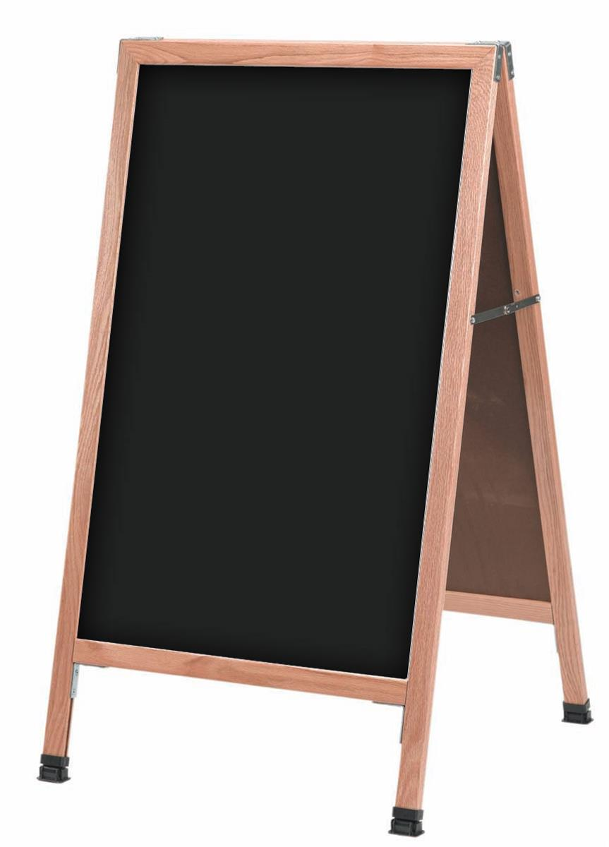 Write On Menu Boards Double Sided A Frames