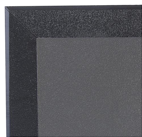 logo counter mat