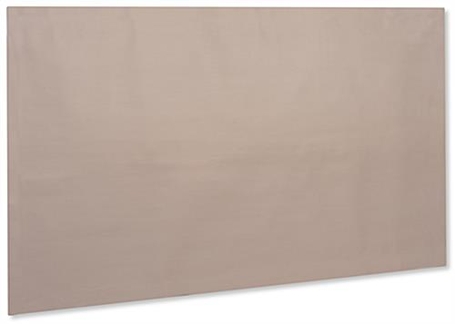 Removable Copper antimicrobial adhesive sheet for surface placement