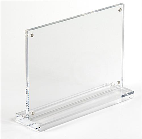 6x4 Acrylic Photo Frames