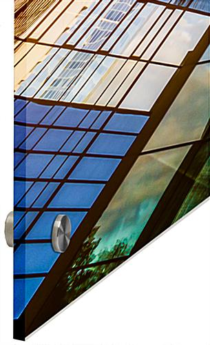 Skyscraper Acrylic Photo Panels, Wall Mounted