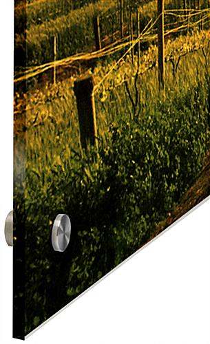 Landscape Photography Wall Art with Mounting Hardware