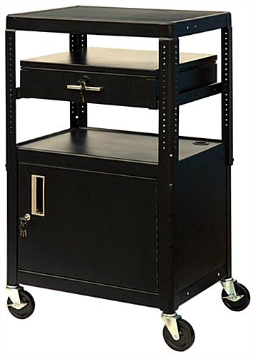 Portable Projector Cart