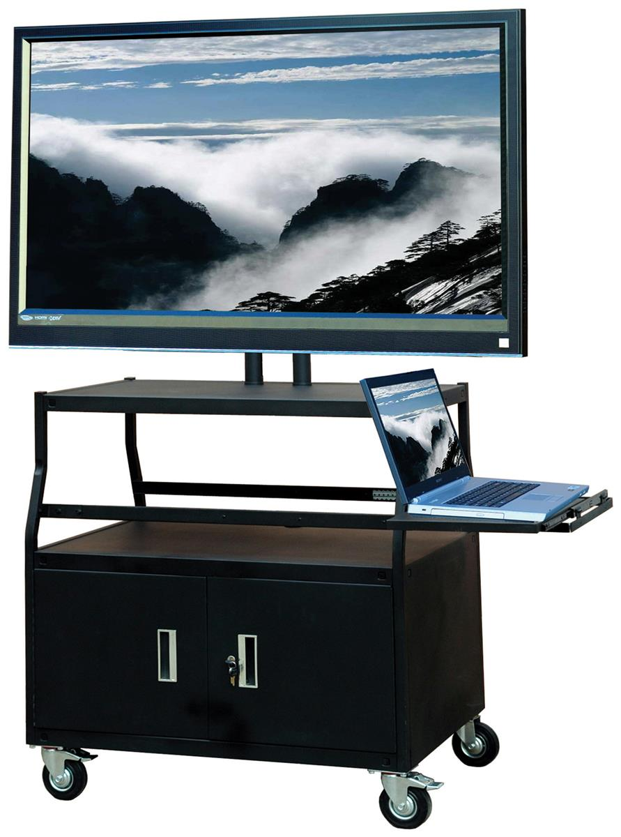 Locking Audio Visual Cart For Educational Institutions