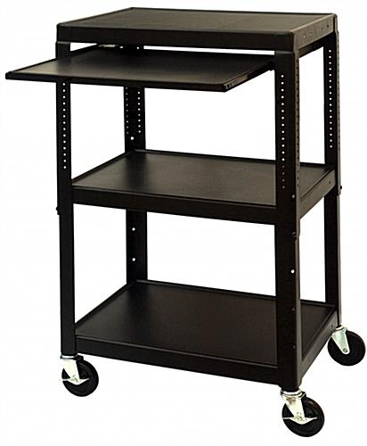 overhead projector cart