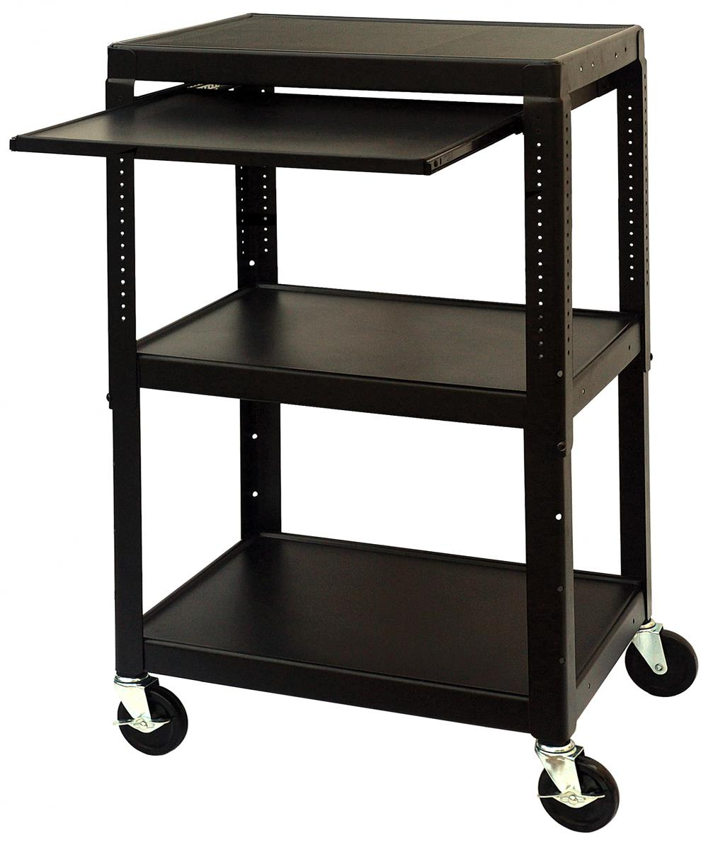 This Overhead Projector Cart Is A
