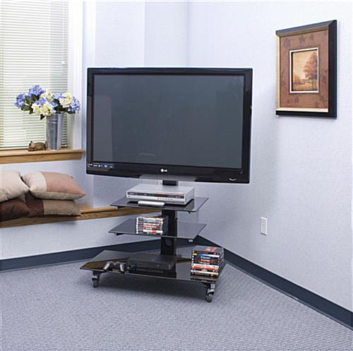Tv Stand With Mount For 65 Inch Tvs For Lcd Screens