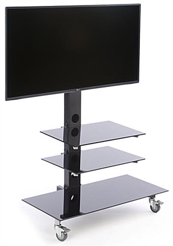 TV Stand With Mount For 65 Inch TVs