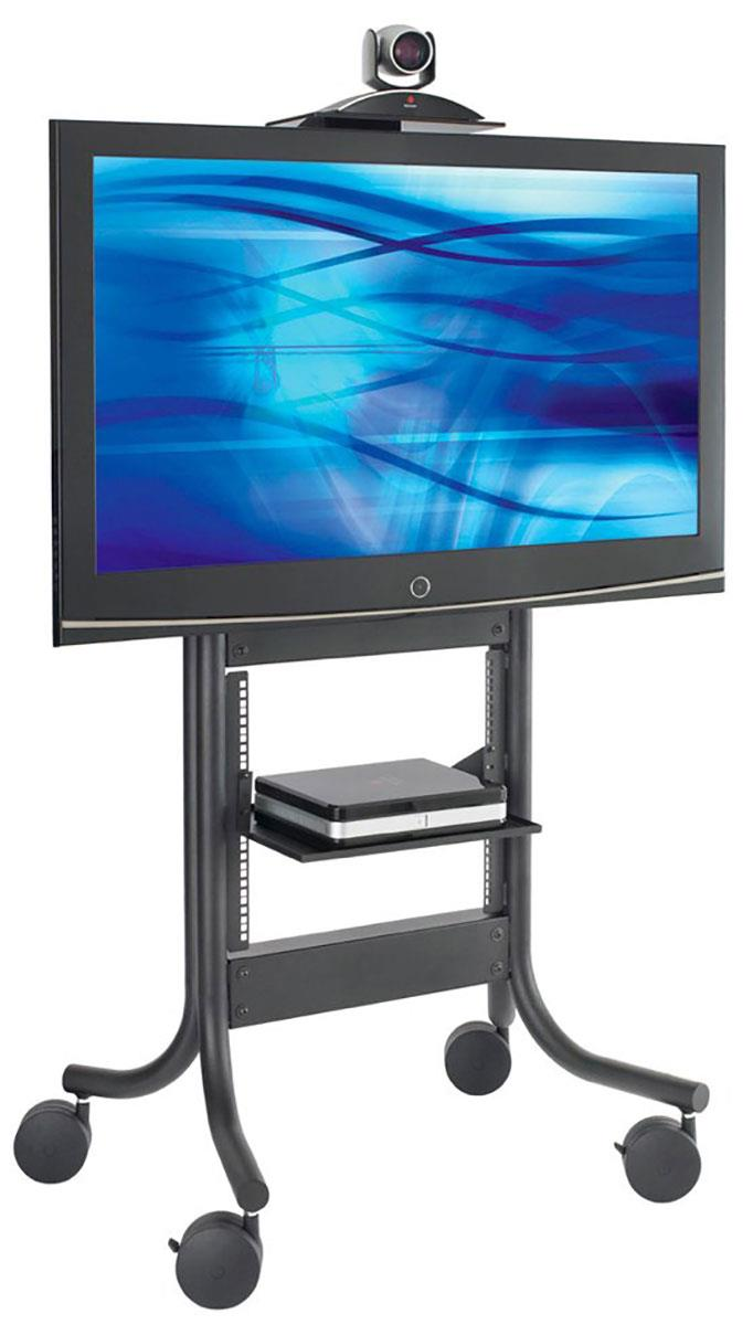 These tv stands with casters are mobile digital for Stand commercial