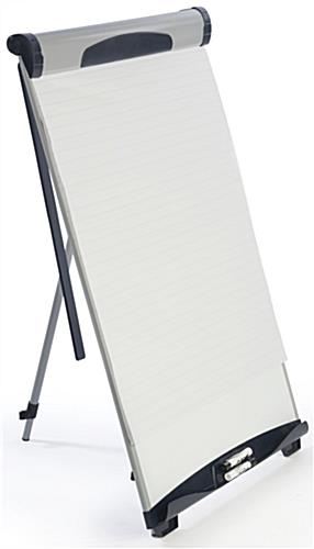 Height Adjustable Dry-Erase Board for Tabletops