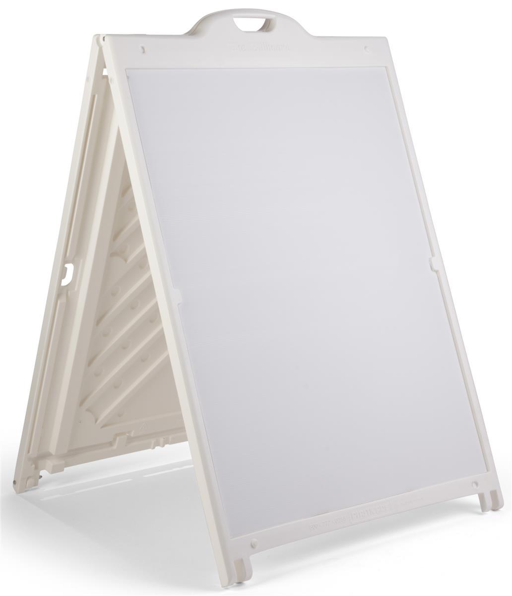 36 x 48 Plastic Sandwich Board | 2 Coroplast® Inserts