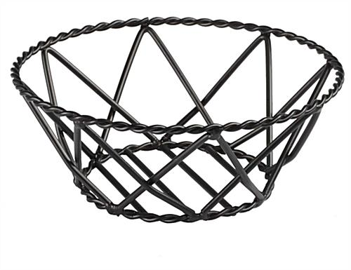 Metal Bread Baskets