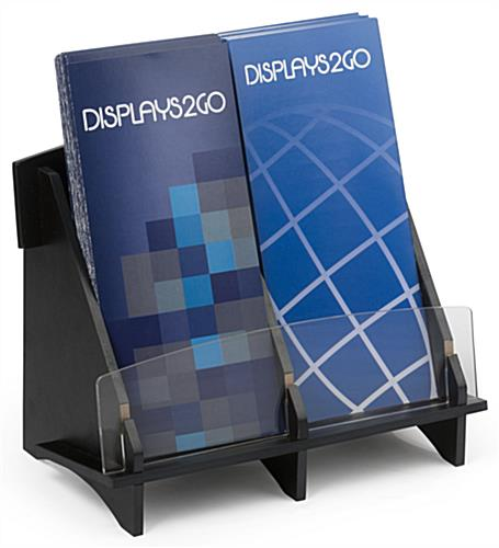 Medium-Density Fiberboard Travel Flyer Display