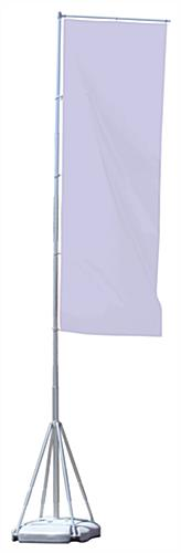 Giantpole Event Flag Stand Flag Not Included