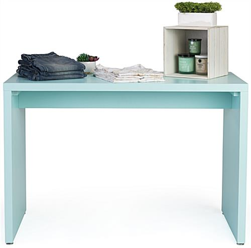 Contemporary Nesting Retail Block Console