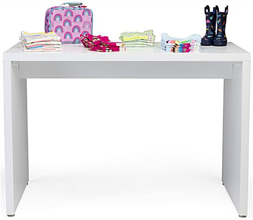 Large Nesting Retail Display Console
