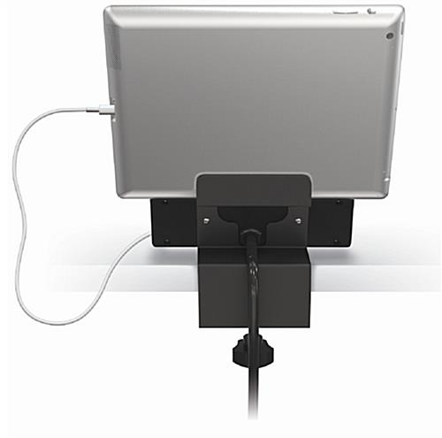 Multi Functional Tablet Holder with Charging Hub