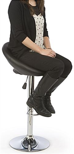 Hydraulic Bar Chair with Foot Rest