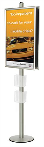24x36 display stand