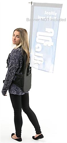 Backpack Banner Display