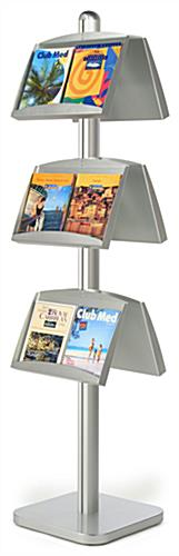 double-sided display stand