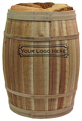 Dry Goods Barrel for Country Shops