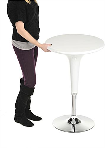 ... Modern Bistro Table ...