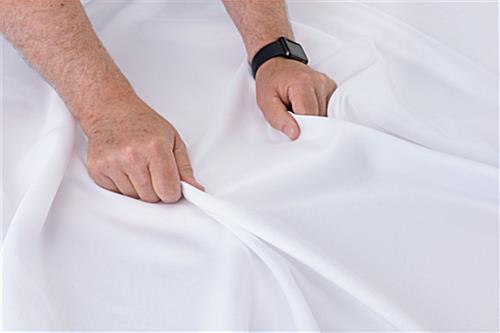 white table cloths