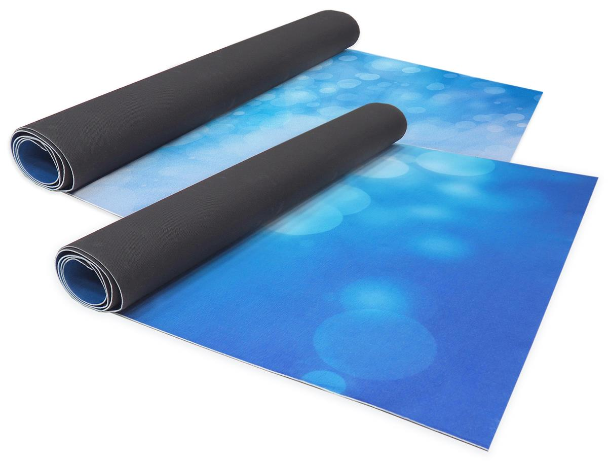 Digital Dye Sub Carpet 10 X10 Custom Printed Artwork