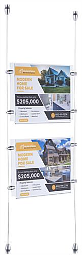 hanging signs for windows