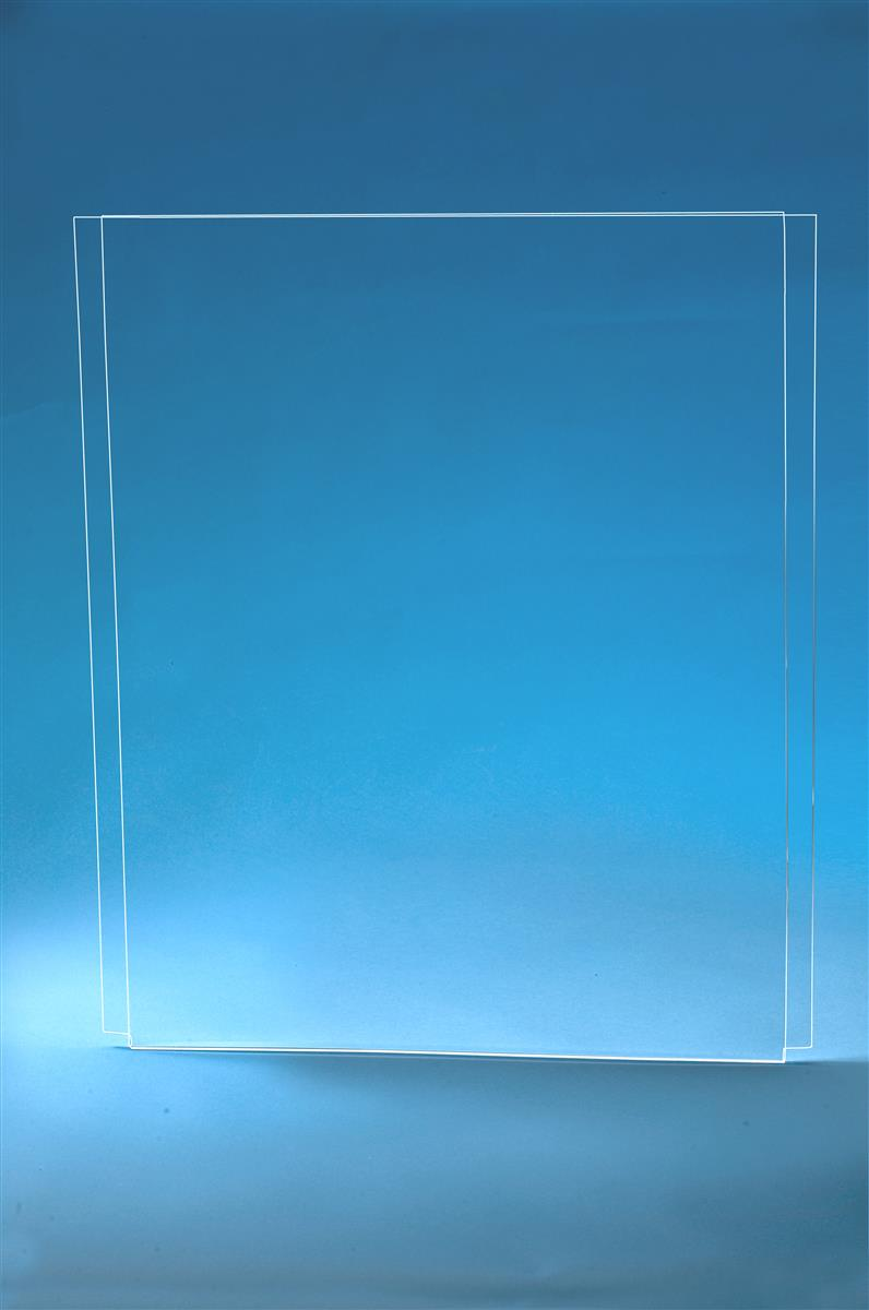 Poster Holders Clear Acrylic Accessory For Cable System