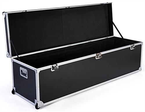 Bon Extra Wide Oversize Trade Show Storage Trunk ...