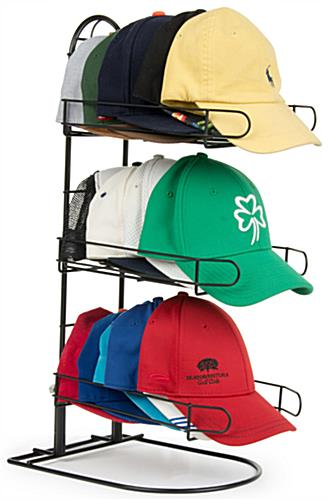 Retail Hat Rack