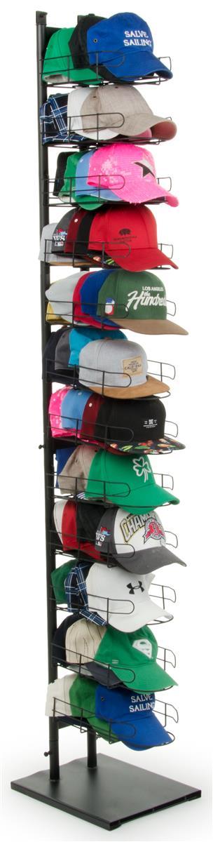 Baseball Hat Rack Floor Standing