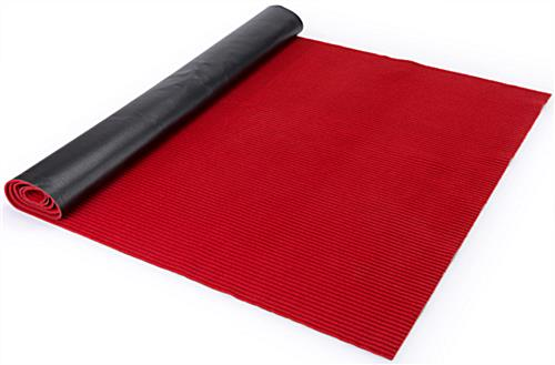 5-ft x 10-ft red carpet runner