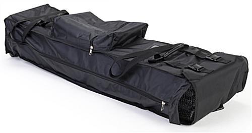 Travel bag for 20ft canopy tent with wheels and handle