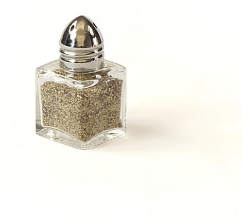 Mini Salt Amp Pepper Shaker Glass